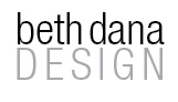 Interior Designer & Decorator : Beth Dana Design