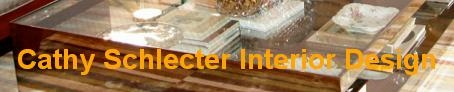 Interior Designer & Decorator : Cathy Schlecter Design, Inc.