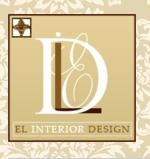 Interior Designer & Decorator : EL INTERIOR DESIGN