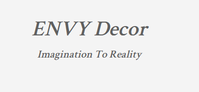 Interior Designer & Decorator : Envy Decor LLC