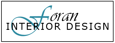 Interior Designer & Decorator : Foran Interior Design