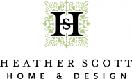 Interior Designer & Decorator : Heather Scott Home & Design