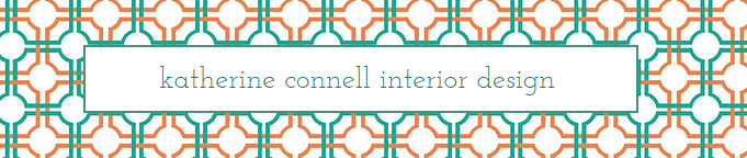 Interior Designer & Decorator : Katherine Connell Interior Design