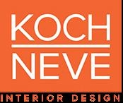Interior Designer & Decorator : Koch/Neve Interior Design