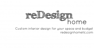 Interior Designer & Decorator : reDesign home llc