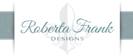 Interior Designer & Decorator : Roberta Frank Designs Inc.