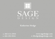 Interior Designer & Decorator : Sage Design