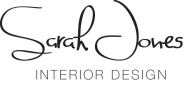 Interior Designer & Decorator : Sarah Jones Design