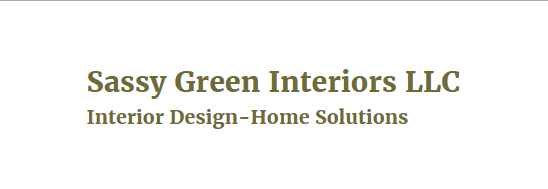 Interior Designer & Decorator : Sassy Green Interiors LLC