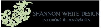 Interior Designer & Decorator : Shannon White Design