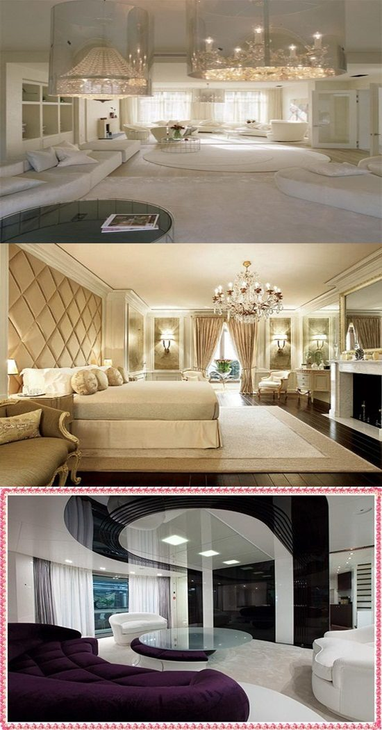 Interior Design Ideas – luxurious and elegant