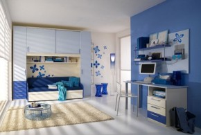 Children's bedroom interior design - good colors