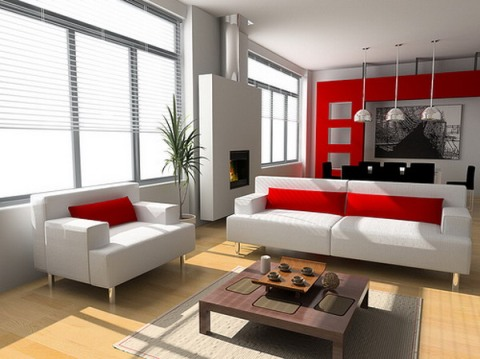 home interior design idea