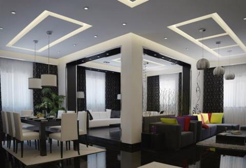 modern interior design living room