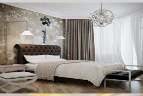 Bedroom interior design inspiration, Feel Comfortable