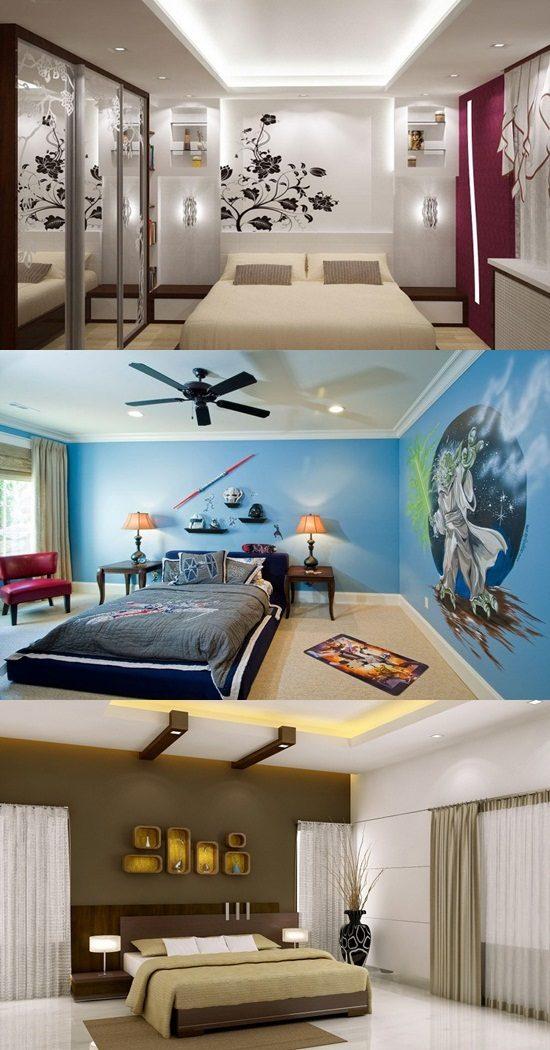 Bedroom Interior Painting Ideas Decor House