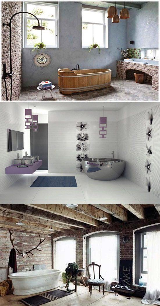 Country Bathroom Decorating Ideas - Interior design on Rural Bathroom  id=37688