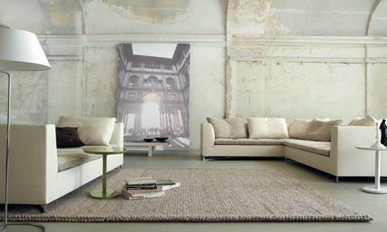 How to decorate a living room with white walls for How to decorate a living room with white walls