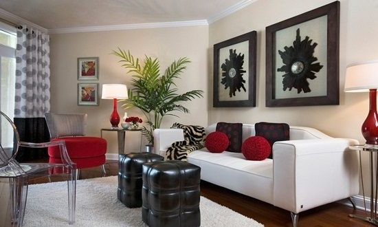 Ideas for Living Room Interior Decorating
