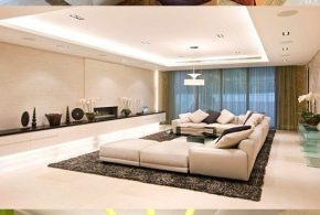 Perfect living room interior design