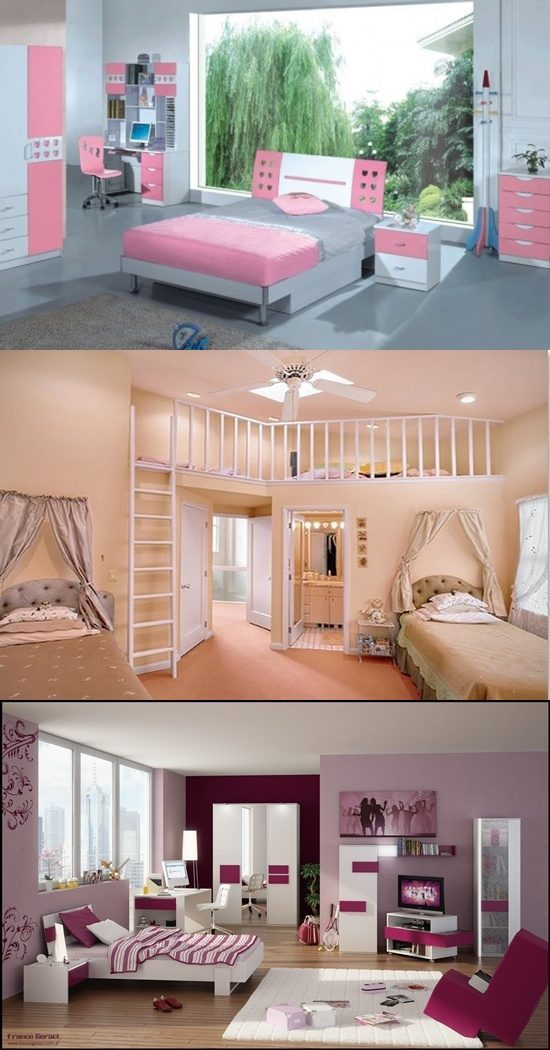 Teenage Bedroom Decorating Ideas