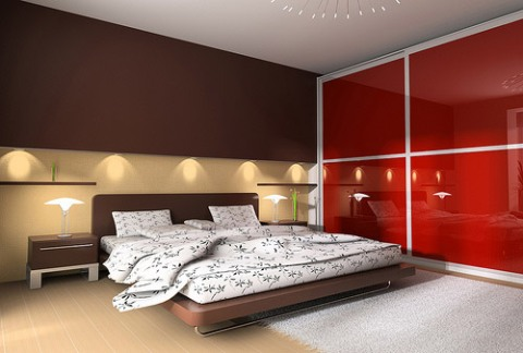 best interior design of bedroom
