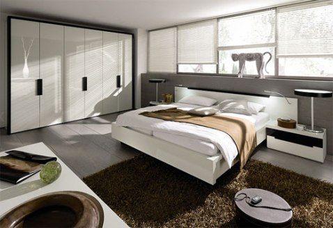interior design ideas bedroom modern