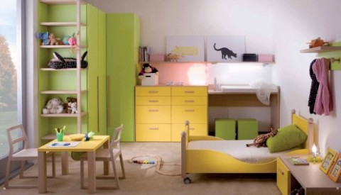 kids bedroom interior design ideas
