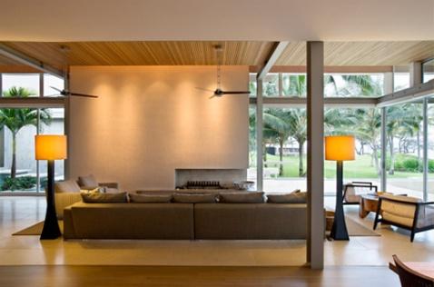 Home Design Tropical Minimalist