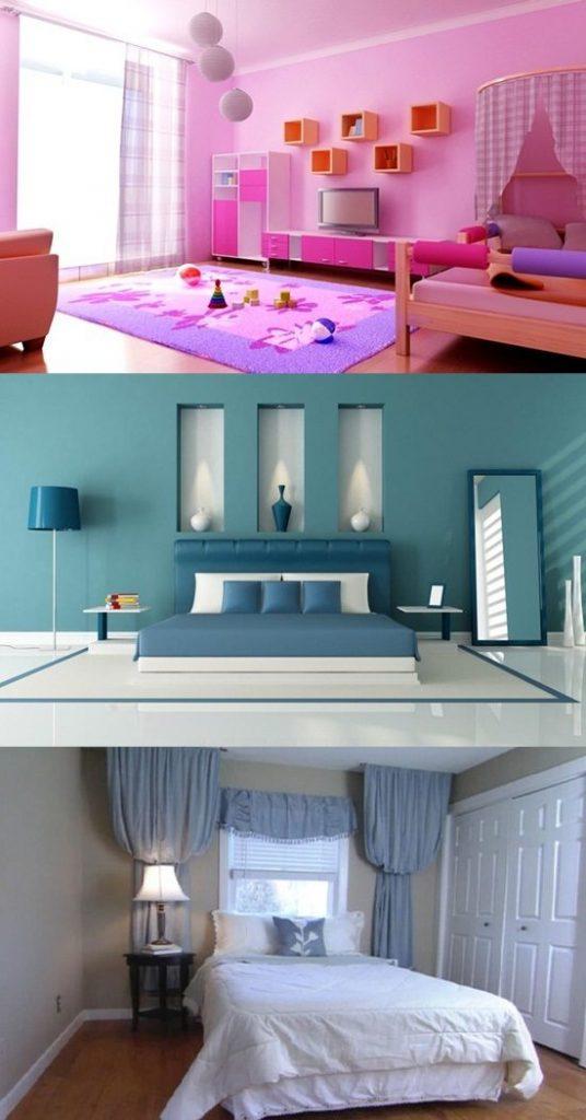 Bedroom Coloroods Walls Room