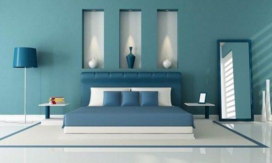 Bedroom colors and moods – Walls room
