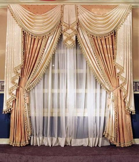Tips Design Ideas: Curtain Design Ideas