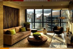 ... Decorating a Small Apartment Living Room & Apartment Decor with Large Open Living Room