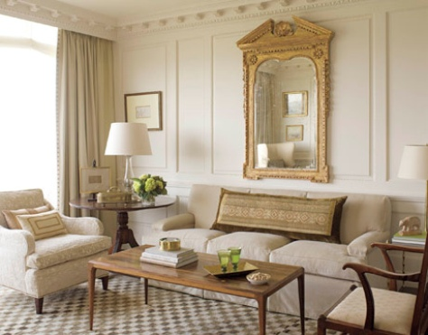 Elegant Living Room Decorating Ideas