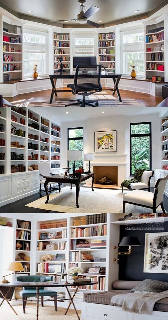 Home Office Interior Design – Designing Home Office