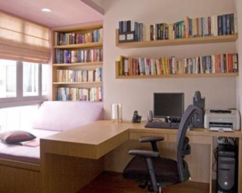 Home Office Interior Design 1