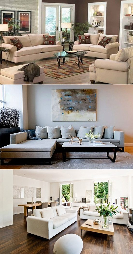 Ideas to decorate living room