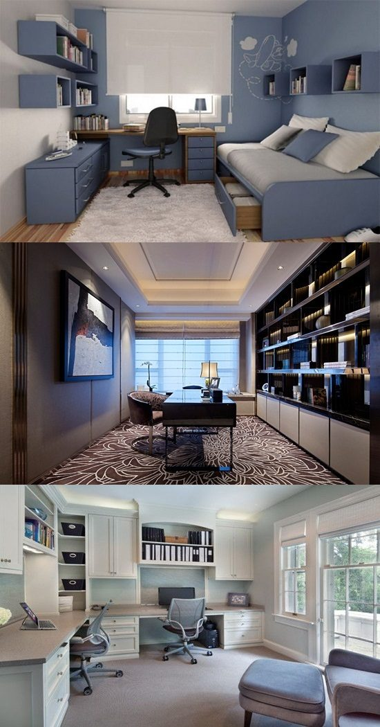 Office interior design – Home Office
