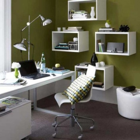 Office interior design - Home Office