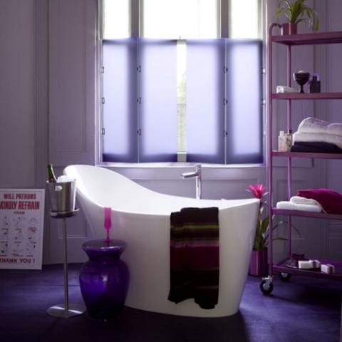 Purple Room Decor Ideas