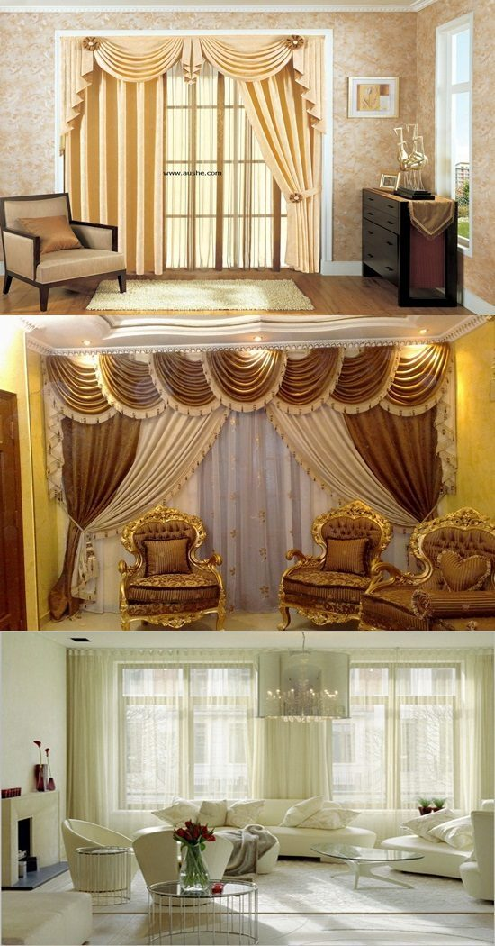 The best Interior Design Curtains