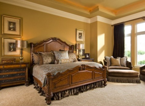 Trendy Bedroom Colors   Paint Colors