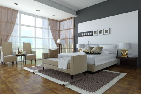 Trendy Bedroom Colors - Paint Colors