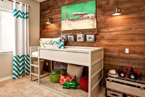 Modern Kids Bedrooms by Jennifer and Joanna