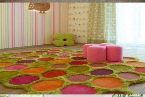 Educational Rugs for Kids' Room