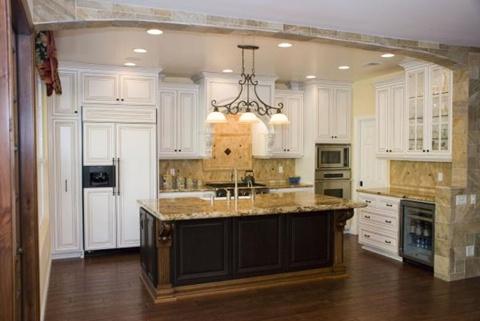 Kitchen Backsplash tiles colors Ideas 1