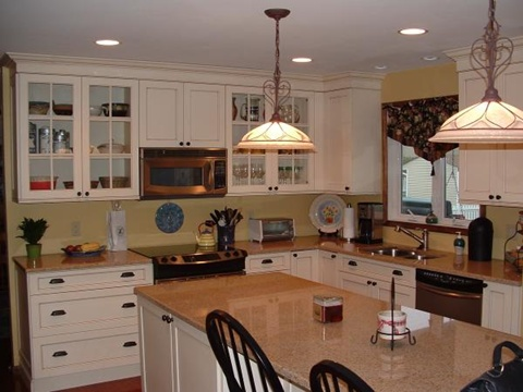 Kitchen Backsplash tiles colors Ideas 11
