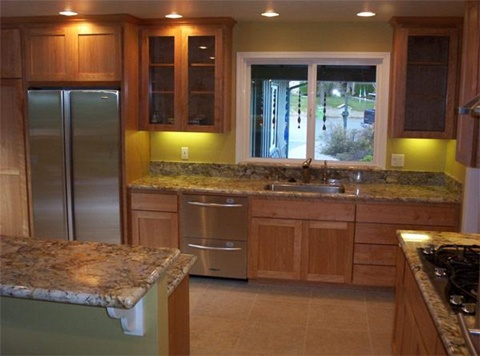 Kitchen Backsplash tiles colors Ideas 15