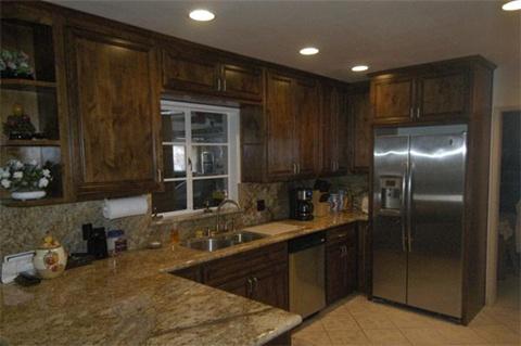 Kitchen Backsplash tiles colors Ideas 3