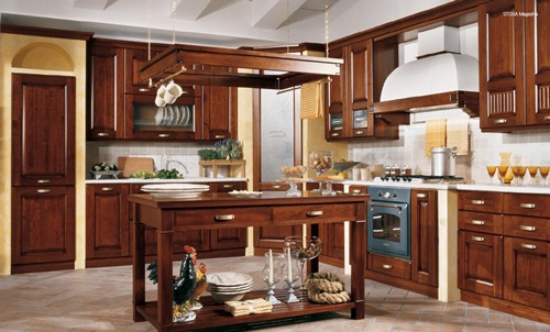 Classical Kitchen Furniture – Why